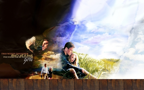 Film wallpaper entitled Dear John