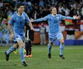 Diego Forlan & Luis Suarez WM 2010
