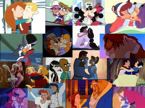 Disney Smoochers