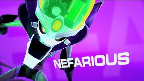 Dr.Nefarious
