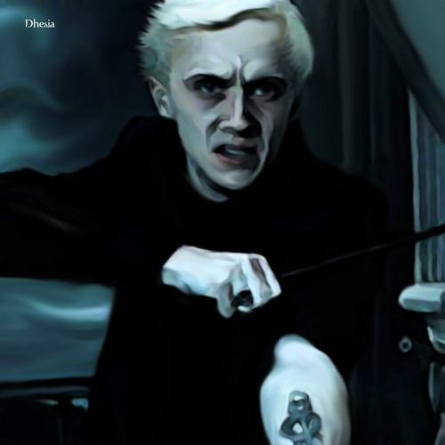 Harry Potter wallpaper called Draco's Dark Mark