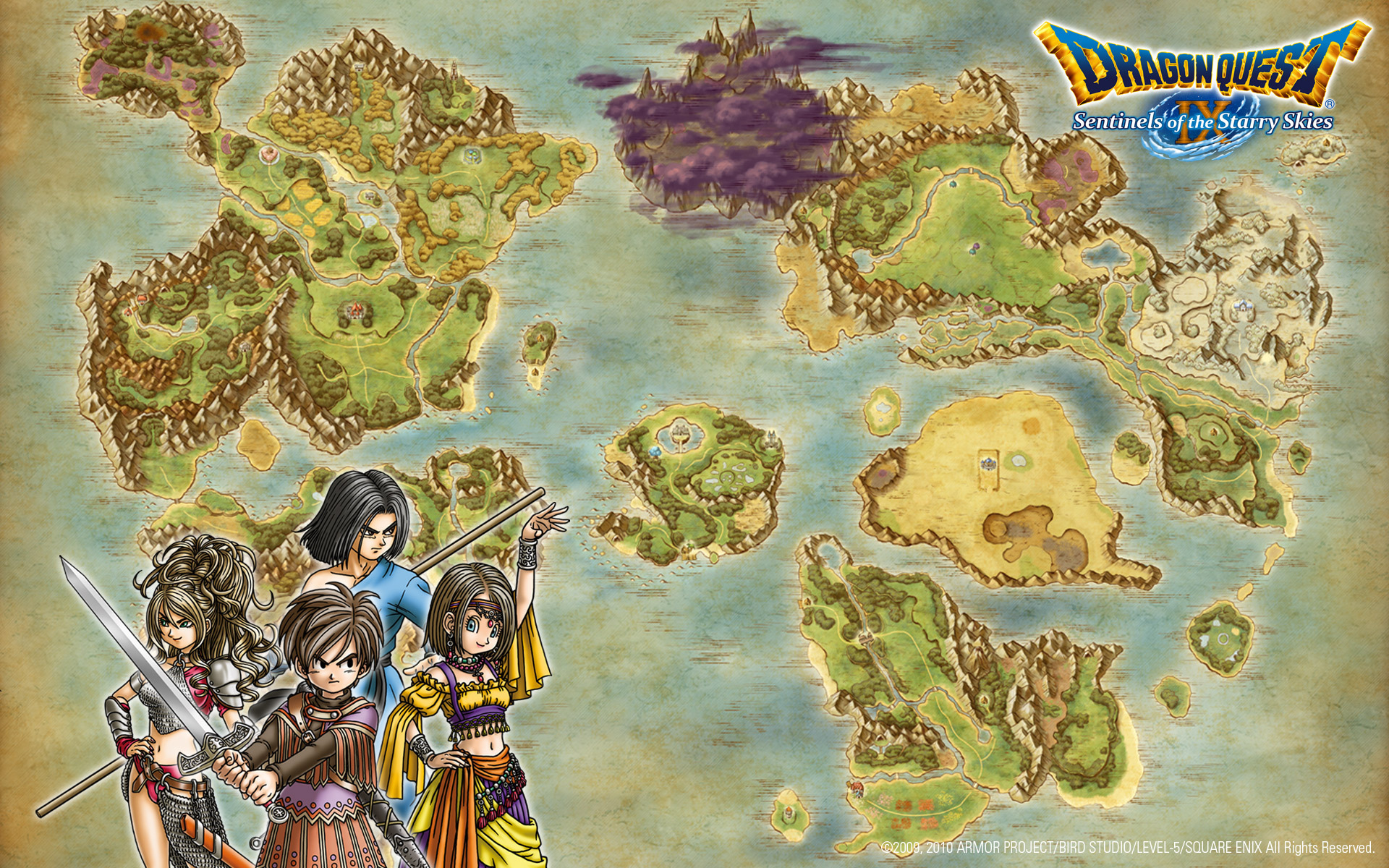 Dragon Quest Ix Sentinels Of The Starry Skies Images Dragon Quest