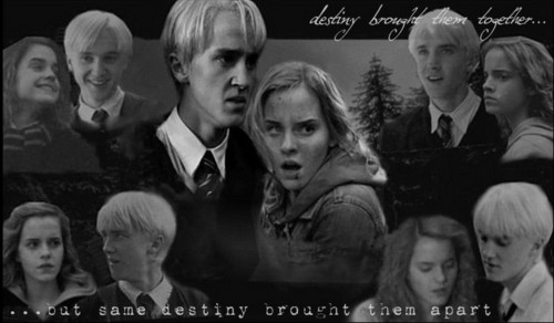 Dramione Collage