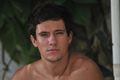 "Drew Roy, who the site notes is ""rumored"" to play ""Nahuel."" - twilight-series photo"