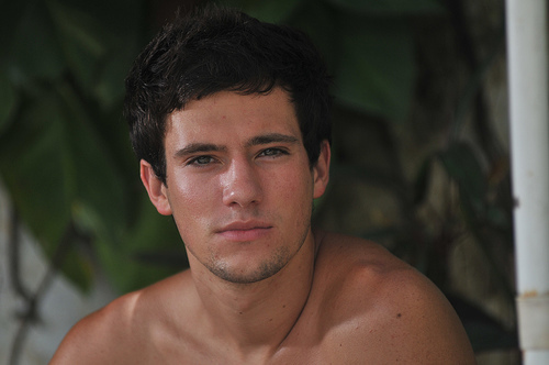 "Drew Roy, who the site notes is ""rumored"" to play ""Nahuel."""