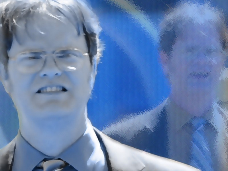 Dwight WP done by me