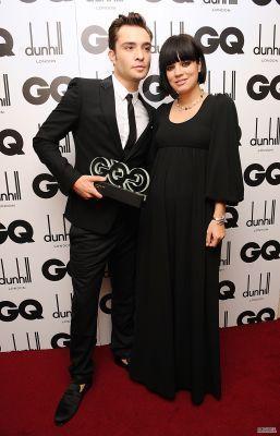 Ed @ GQ Men Of The Jahr Awards 2010