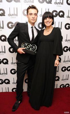 Ed @ GQ Men Of The साल Awards 2010