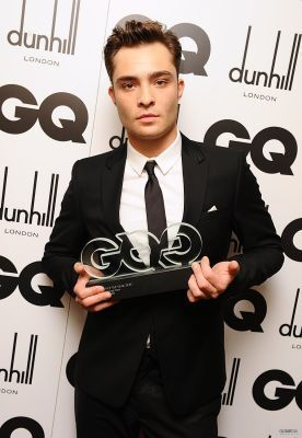 Ed @ GQ Men Of The anno Awards 2010