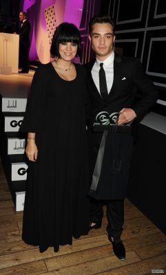 Ed @ GQ Men Of The tahun Awards 2010