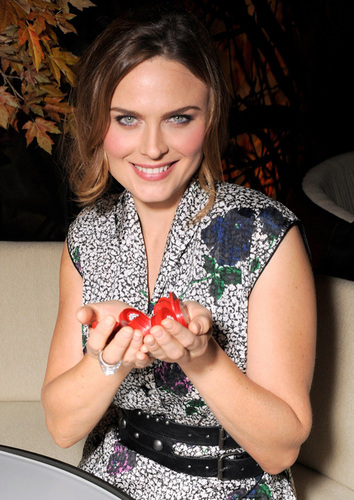 Emily Deschanel Обои titled Emily Deschanel