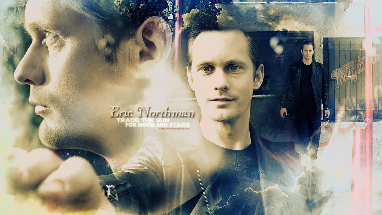 Eric - eric-northman wallpaper