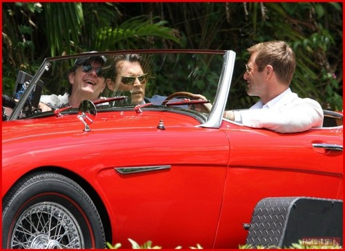 Filming Rum Diary - the-rum-diary Photo