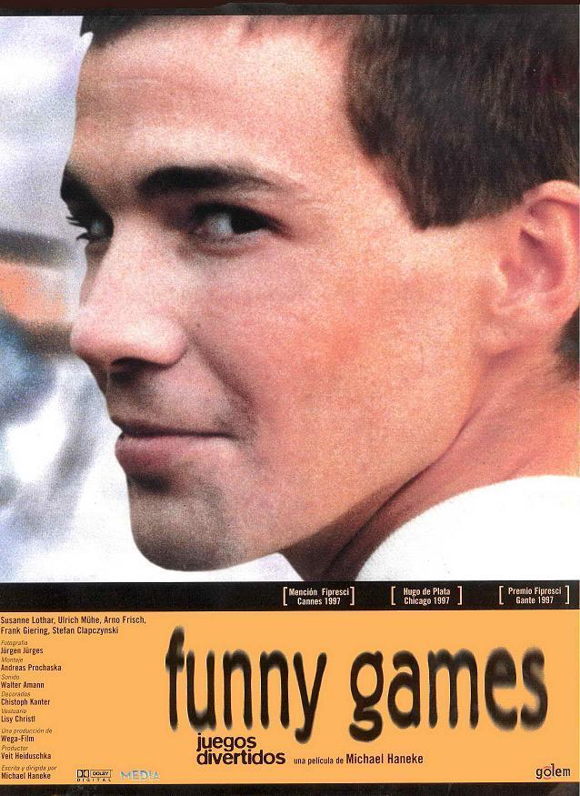 Funny Games images Funny Games (1997) Poster HD wallpaper ... Funny Games 1997