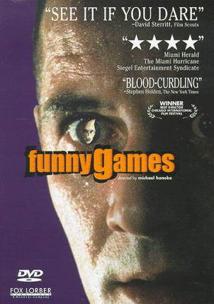 Funny Games images Funny Games (1997) Poster wallpaper and ... Funny Games 1997