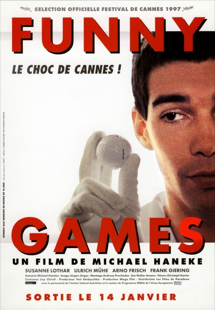 Funny Games (1998) - Rotten Tomatoes