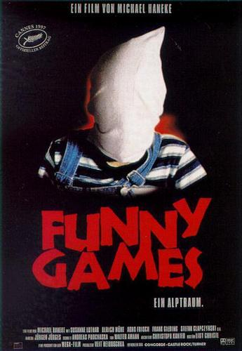 Funny Games (1997) Poster