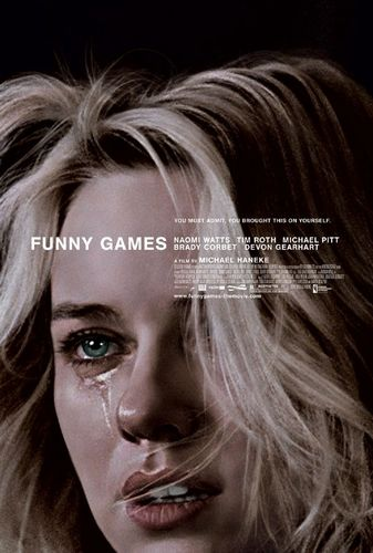 Funny Games (2007) Poster