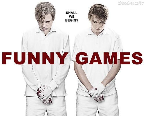 Funny Games US Wallpaper - Michael Pitt & Brady Corbet