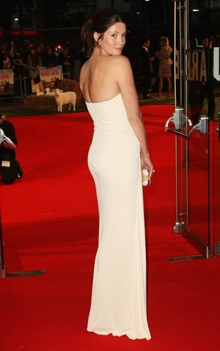 "Gemma Arterton at the UK premiere of ""Tamara Drewe"" (September 6)"