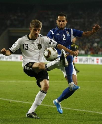 Germany (6) - Aserbaidschan (1)