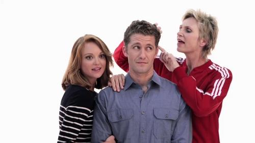 Хор Cast Season 2 Photoshoots