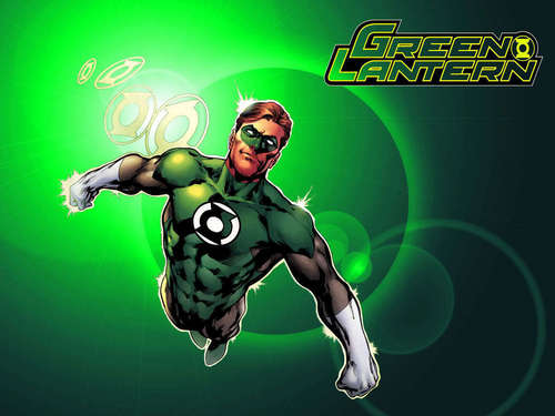 funkyrach01 wallpaper with anime titled Green Lantern Hal