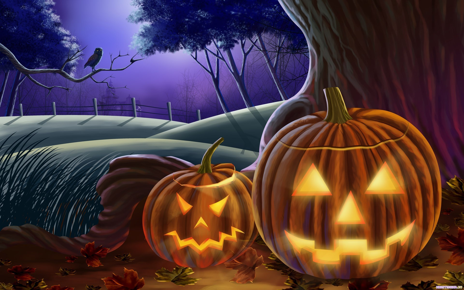 wallpapers clubs free halloween - photo #19