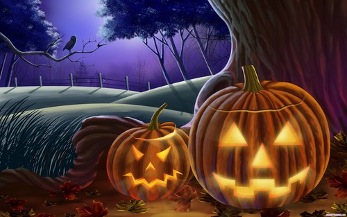 Halloween - halloween Wallpaper