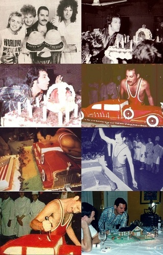 Freddie Mercury wallpaper called Happy Birthday Freddie ♥
