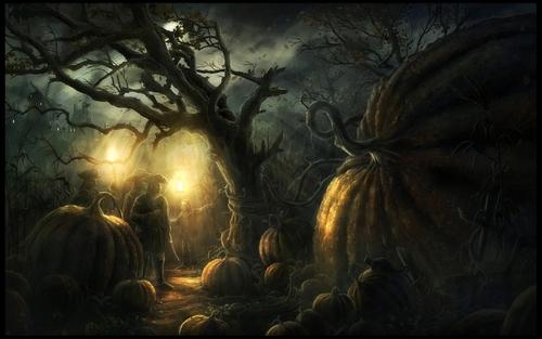 हैलोवीन वॉलपेपर entitled Happy Halloween!