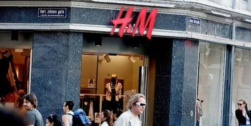 Hennes And Mauritz Norway