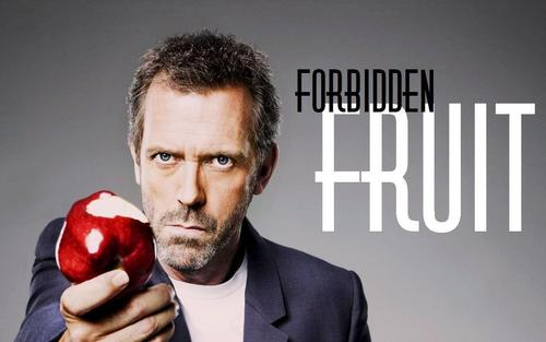 Forbidden Fruit - house-md Wallpaper