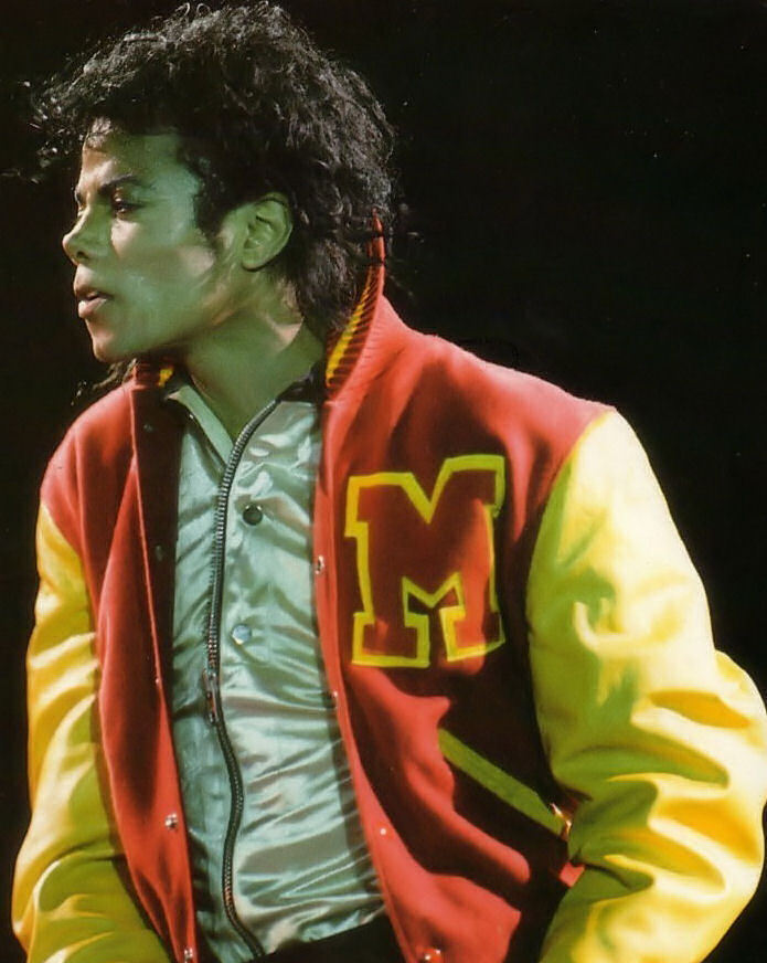 I Cinta anda MICHAEL