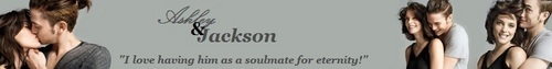 Jackson Rathbone & Ashley Greene photo possibly containing a portrait called Jackson&Ashley Banner