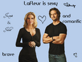 James and Juliet - sawyer-and-juliet fan art
