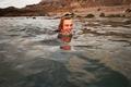 Jamie swiming - twilight-series photo