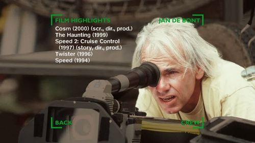 Jan de Bont Film Highlights
