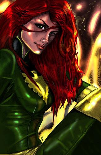 Jean Grey ( Phoenix )