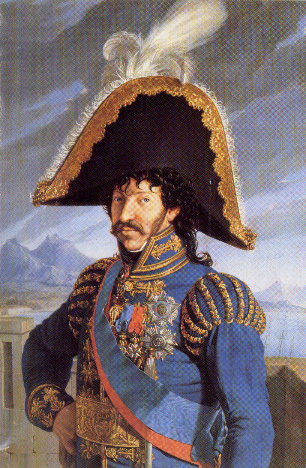 Joachim I, King of Naples