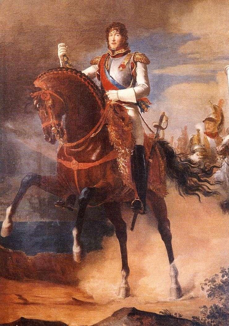 Joachim I, King of Naples