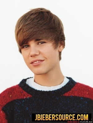Justin Bieber teen vogue october edition
