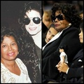 Katherine,Michael and Paris .. Really Sweet .. amor it