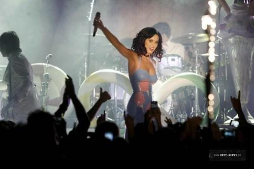 Katy Perry Berlin Postbahnhof Arena show, concerto [Show] - September 5