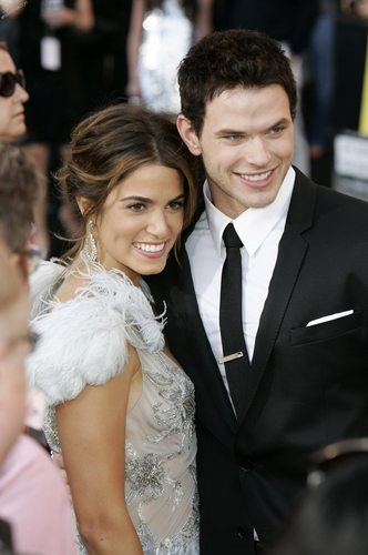 Kellan and Nikki at 'Eclipse' L.A Premiere on June 24