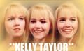 Kelly - beverly-hills-90210 fan art