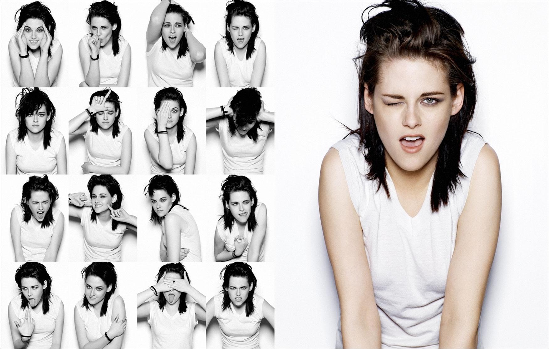Kristen Stewart - Flaunt Magazine