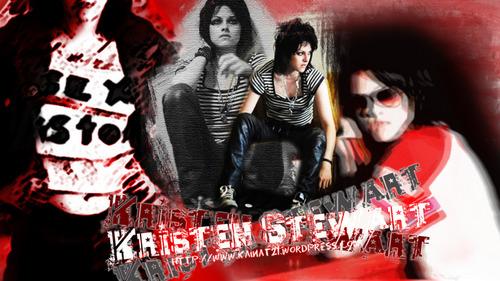 Kristen as Joan