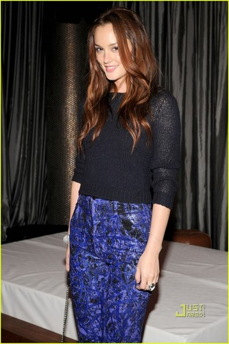 Leighton @ 'The Romantics' After-Party