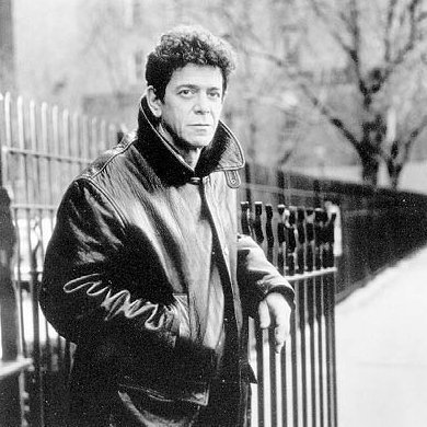Lou Reed wallpaper possibly containing a picket fence entitled Lou Reed